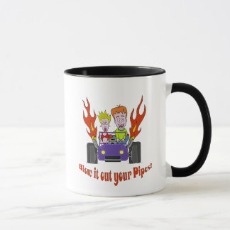 Blow it out your Pipes Mug