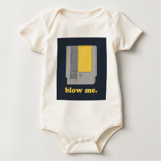 Blow me baby bodysuit