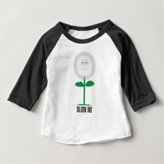 Blow me dandelion baby T-Shirt