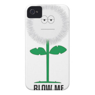 Blow me dandelion iPhone 4 case
