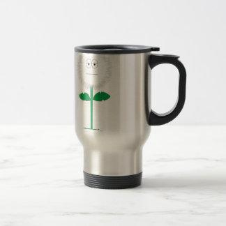 Blow me dandelion travel mug