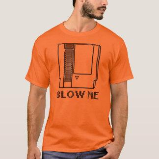Blow Me - Video Game Cartridge T-Shirt