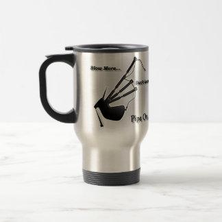 Blow More... Suck Less... (Modern) Travel Mug