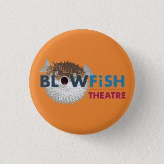 Blowfish Badge 1 Inch Round Button