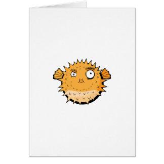 Blowfish Card