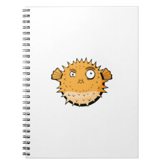 Blowfish Notebooks