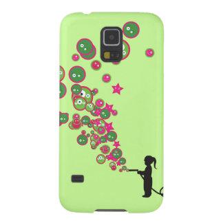 Blowing Bubbles Galaxy S5 Case