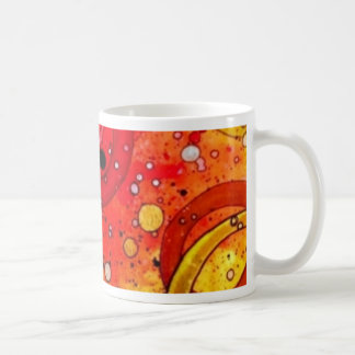 Blowing Bubbles in the Sunset Coffee Mug