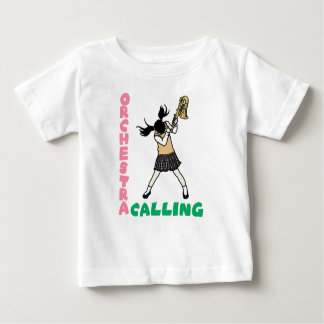 Blowing easy crash _saxophone baby T-Shirt