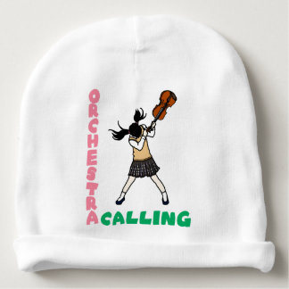 Blowing easy crash _violin baby beanie