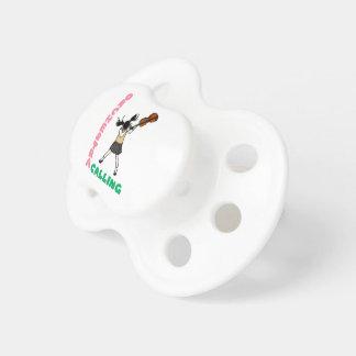 Blowing easy crash _violin pacifier