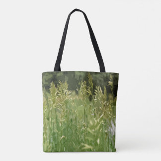 Blowing in the Wind Happy Sack Tote Bag