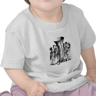 Blowing in the Wind [Instrument] T Shirts