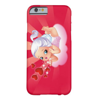 Blowing Kisses iPhone 6 case Barely There iPhone 6 Case