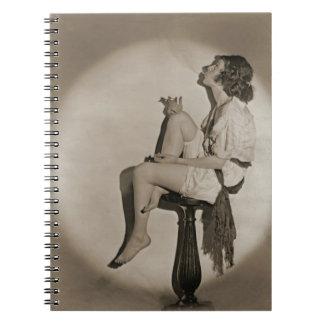 Blowing Smoke 1922 Notebooks