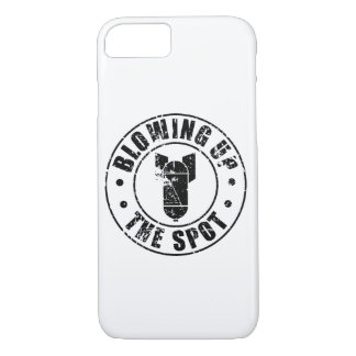 Blowing Up The Spot iPhone 7 Case
