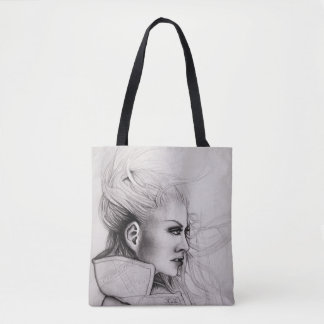 Blown Away By the Wind Tote Bag