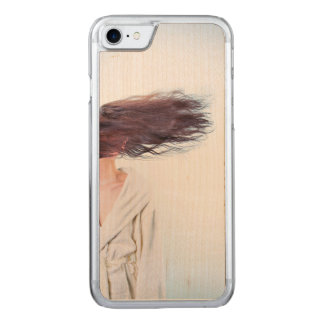 Blown away carved iPhone 8/7 case