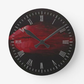Blown Away Wallclocks