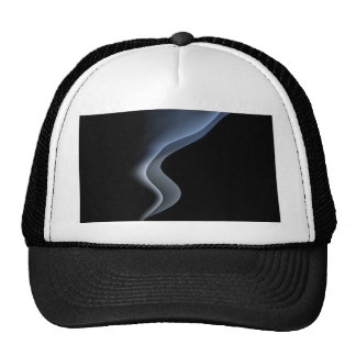 blown out candle trucker hat
