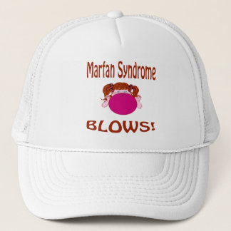 Blows Marfan Syndrome Hat