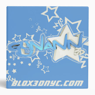 Blox3dnyc.com Urban Star Design For Gynann NYC Binder