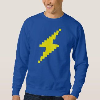 Bloxels Lightning bulge Sweatshirt