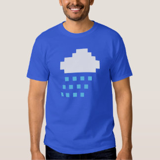 Bloxels Rainy Tee Shirts