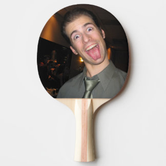 Blu Ball Whacker Ping Pong Paddle