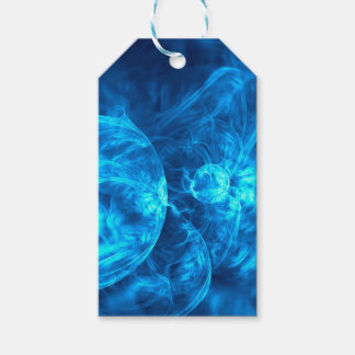 blu bubbles gift tags