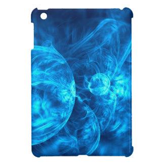blu bubbles iPad mini cover