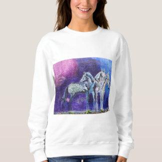 Blu Horse Sweatshirt