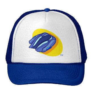 Blu Jacket's Blue Jacket Trucker Hats