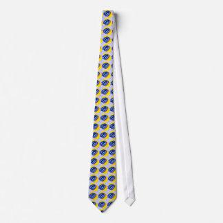 Blu Jacket's Blue Jacket Tie