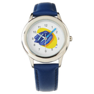 Blu Jacket's Blue Jacket Wrist Watch