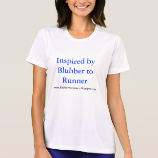 Blubber to Runner Race Shirt