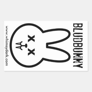 BLUDBUNNY stickers