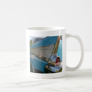 blue 1957 Chevy Coffee Mug