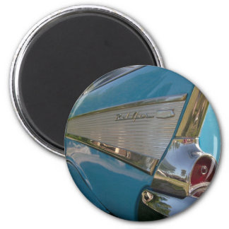blue 1957 Chevy Magnet