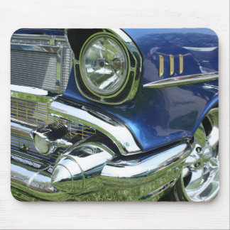 Blue '57 Chevy - Mouse Pad