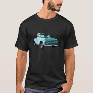 Blue '64 Chevy Stepside Pickup T-Shirt