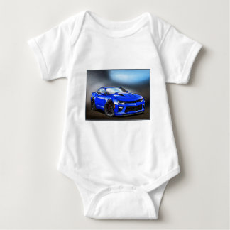 Blue_6th_Gen Baby Bodysuit