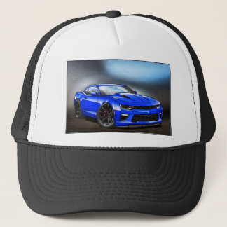Blue_6th_Gen Trucker Hat