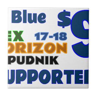 Blue ($9) tile