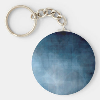 Blue abstract background keychain