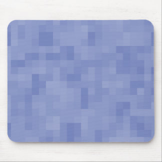 Blue Abstract Design. Mouse Pad