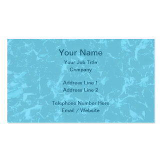 Blue Abstract Pattern Background Design. Business Cards