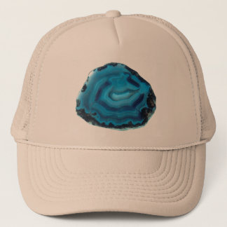 Blue Agate Trucker Hat
