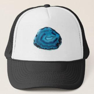 Blue Agate Trucker Hat