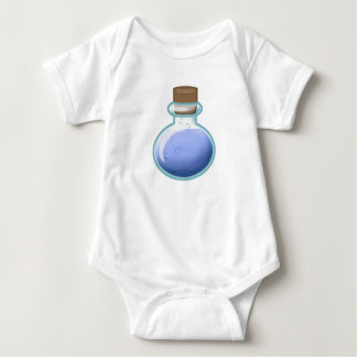 Blue Alchemy Bottle Baby Bodysuit